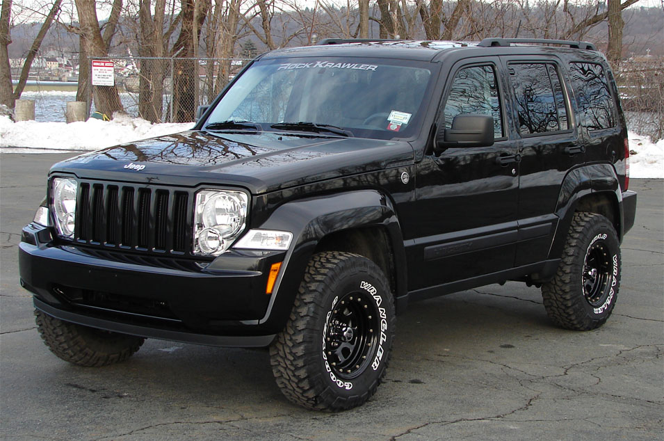 ART RACING: New Jeep Liberty view